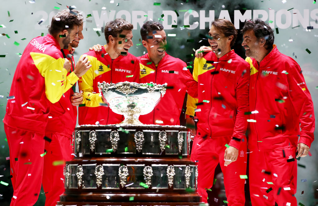 Davis Cup and Fed Cup Finals postponed to 2021