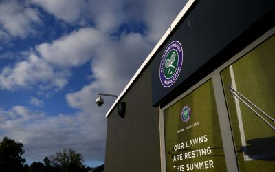 So quiet at Wimbledon on Day 1