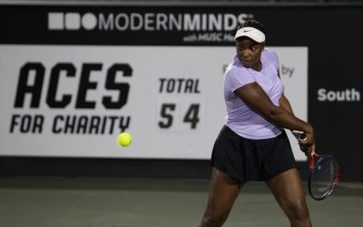 Stephens and Anisimova win for Kindness but Peace holds lead