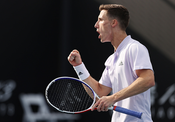 Salisbury wants to add to his Aussie Open title