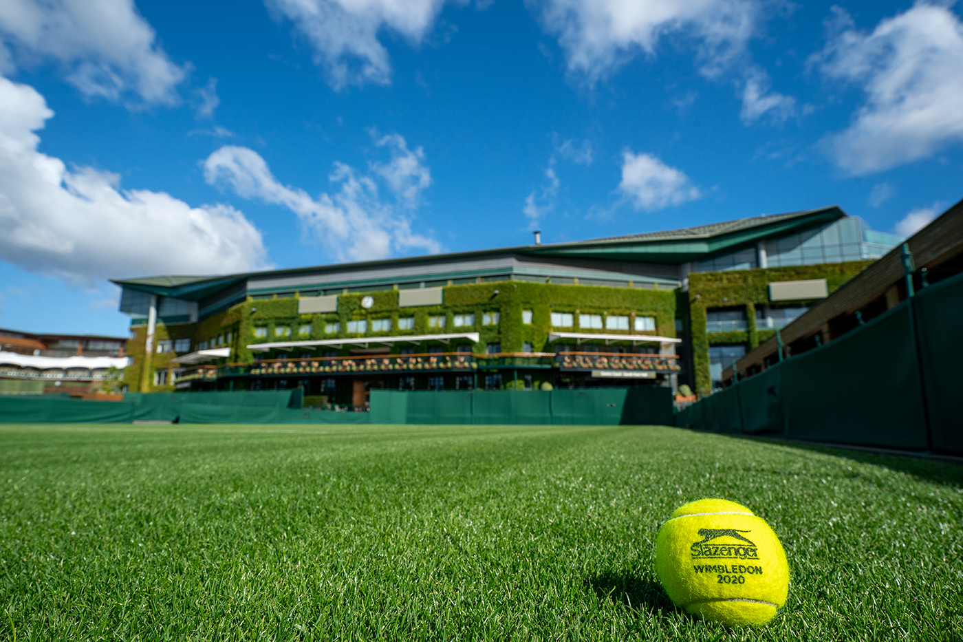 Wimbledon makes further donations