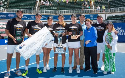 New York Empire win World TeamTennis 2020