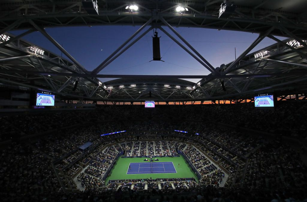 US Open starts today with some doubts