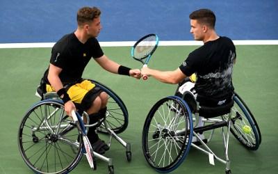 Wheelchair Tennis returns at the NTC