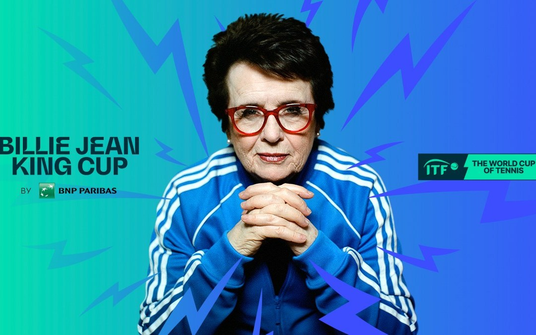Fed Cup rebrands as the Billie Jean King Cup
