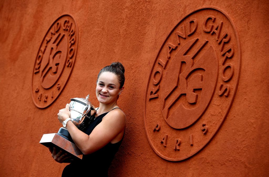 Barty pulls out of Paris title defence