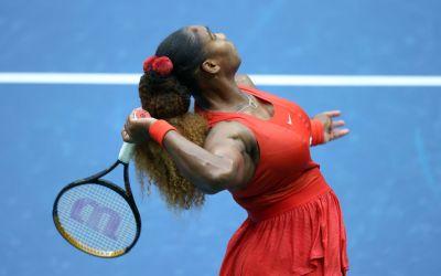Serena sails on but Venus and Kim go down