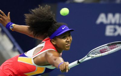 Osaka outguns Brady to reach US Open final