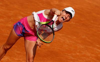 Top seeds Halep and Plíšková to meet in Rome Final