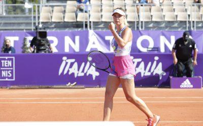 Svitolina and Rybakina sweep on, Ostapenko out