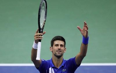 Djokovic now woos the girls