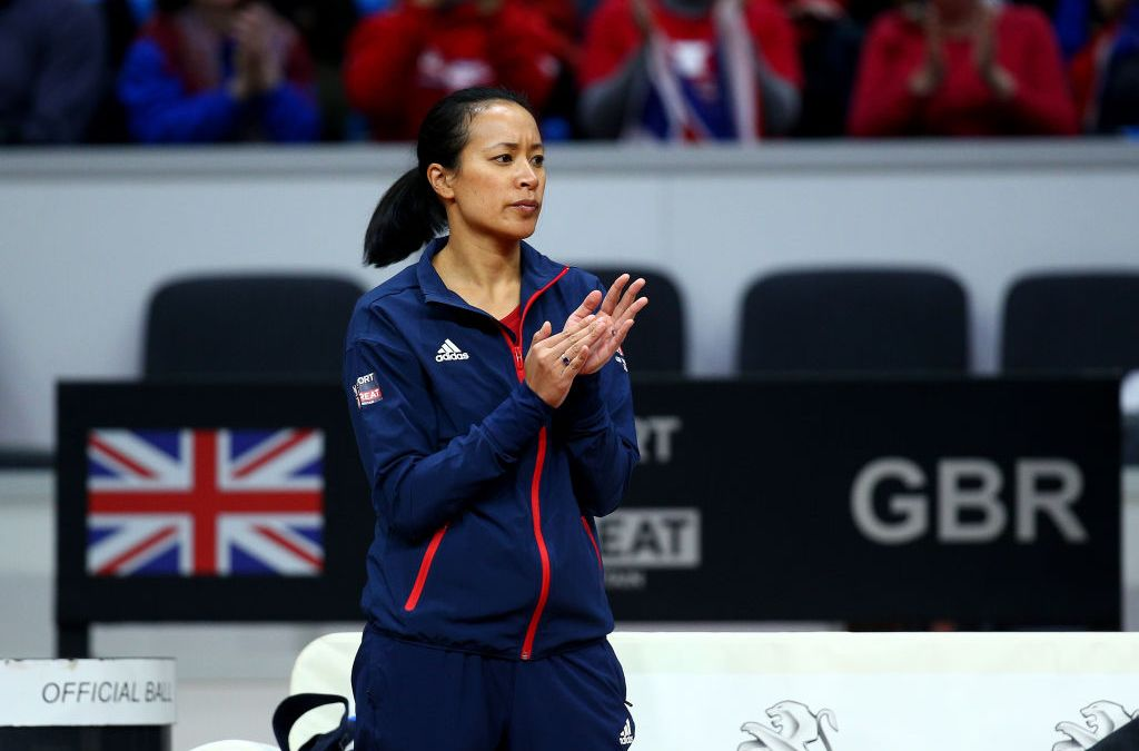 Keothavong nominated for Wimbledon Committee