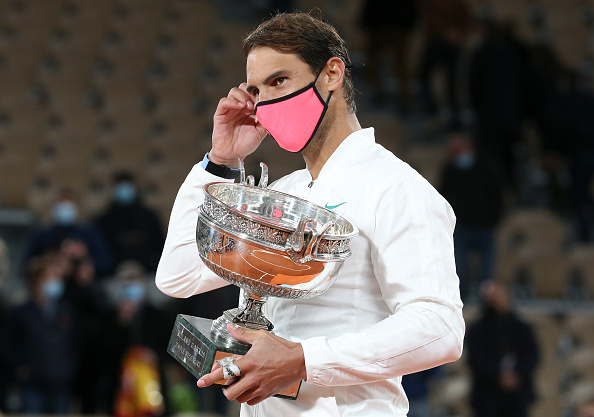 Nadal demolishes Djokovic for his 13th French Open title