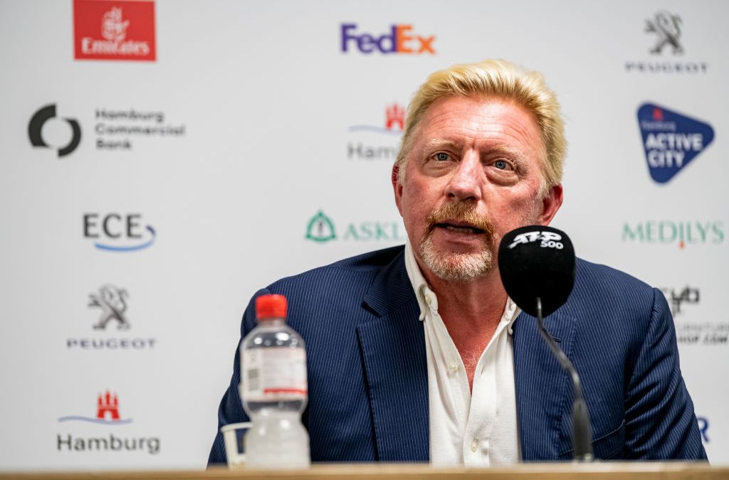 Becker leaves German Tennis