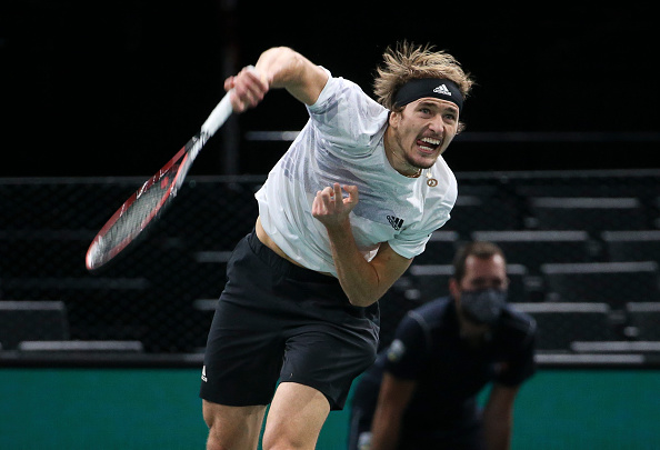 Zverev bounces Nadal out of Paris