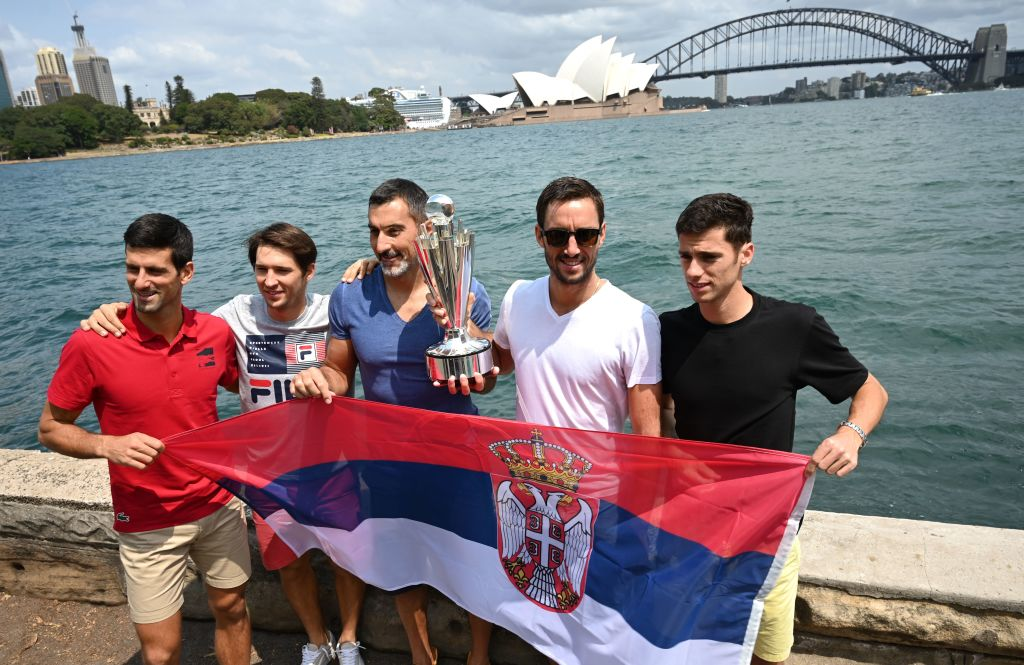 Trimmed ATP Cup attracts top players