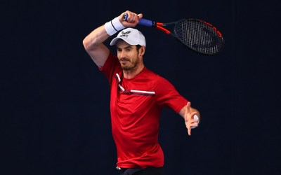 Murray beats Evans at the NTC