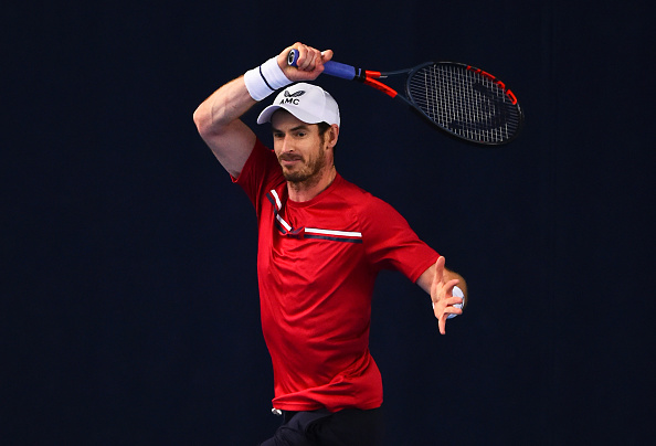 Murray beats Evans at the NTC
