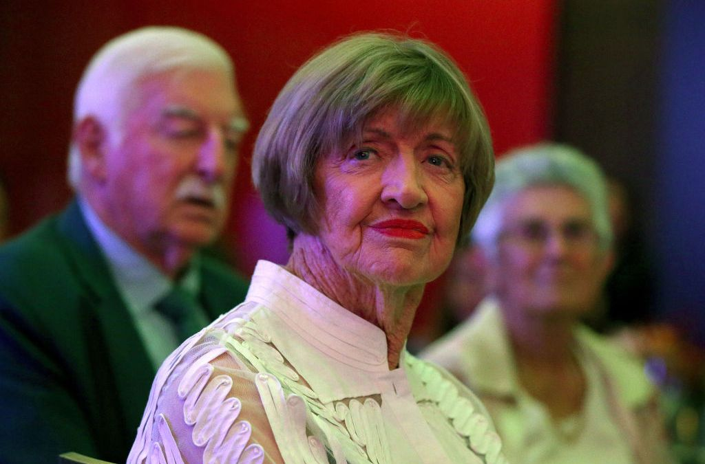 Margaret Court honoured