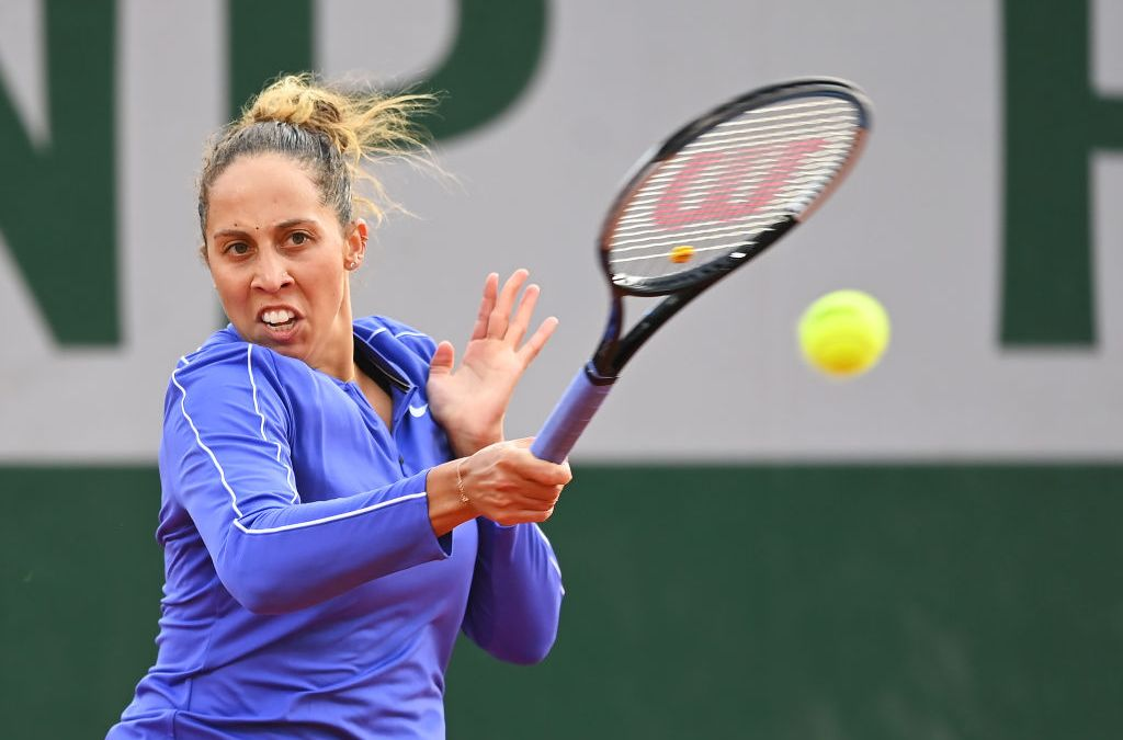 AO Casualty: Madison Keys tests positive