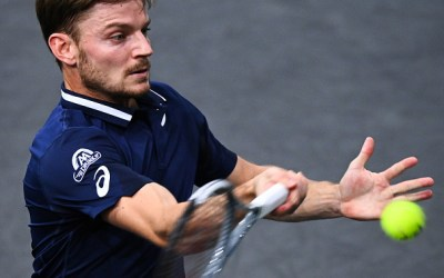 Goffin sets the pace in Antalaya