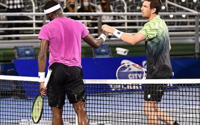 Norrie joins Delray Beach semi-final line up