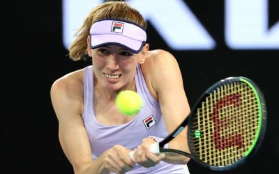 Halep and Svitolina shocked, Osaka and Mertens into Gippsland Trophy semis