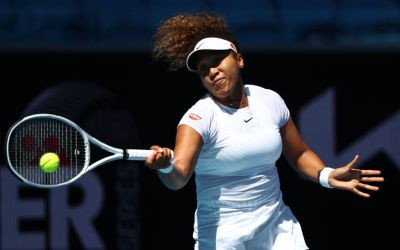 Brits fall in Gippsland Trophy, as Halep and Osaka march on