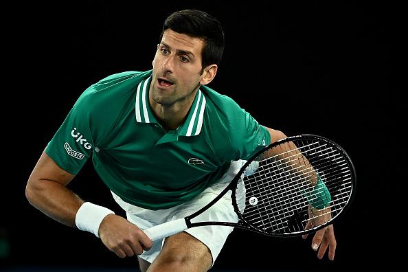 Djokovic gets campaign under way