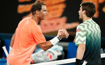 Nadal proves too strong for Norrie