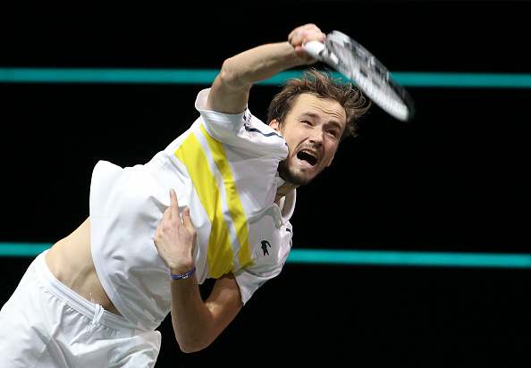 Medvedev wants to repeat last year's run