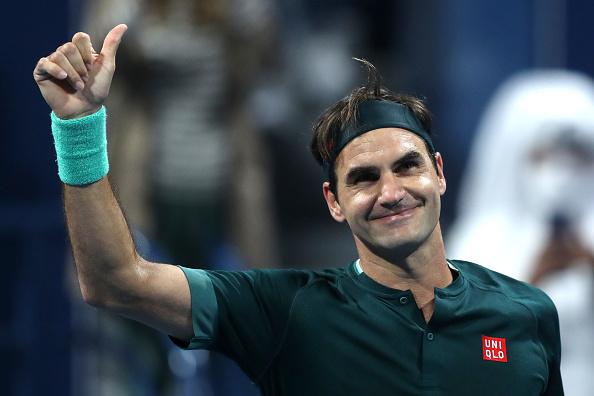 Federer makes triumphant comeback