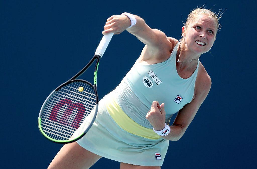 Rogers and Tauson make quarters in WTA250 Charleston