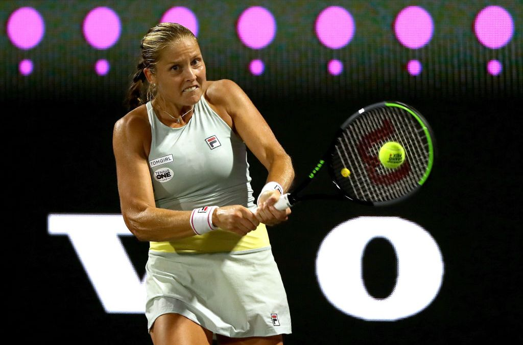 Action continues in Charleston with WTA250 event