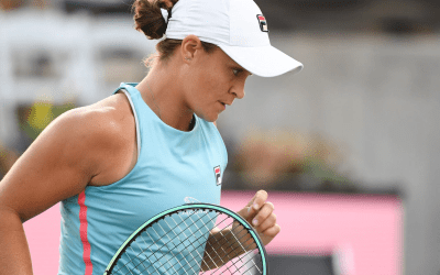 Barty masters transition to Charleston clay