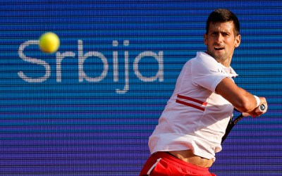 Djokovic eases into Belgrade last eight