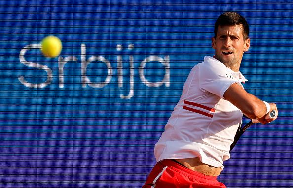 Djokovic eases into Belgrade last eight