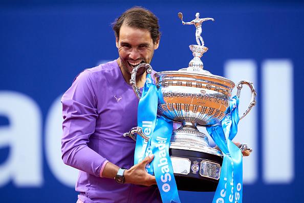 Nadal wins his Barcelona dozen