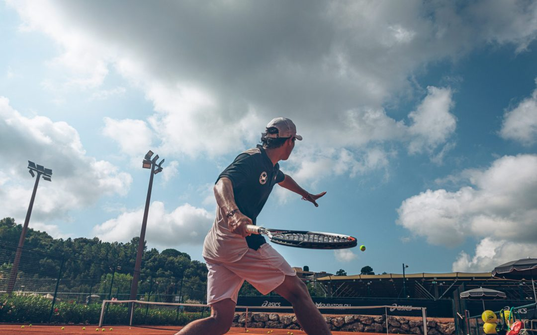 Patrick Mouratoglou Partners Up With Costa Navarino To Bring A World Champions' Tennis Experience To Greece This Summer