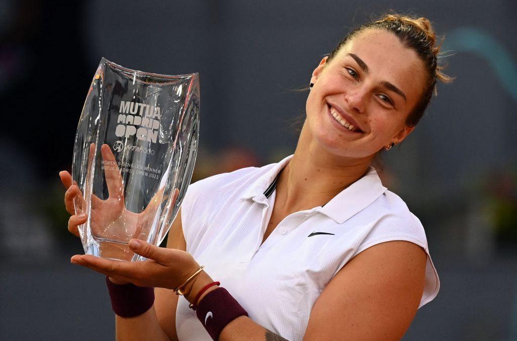 Sabalenka steals Madrid show with Barty win