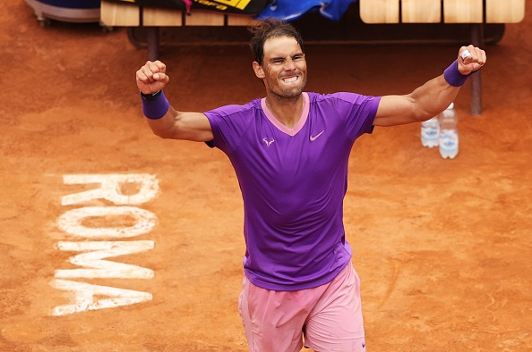 Nadal avenges Madrid loss