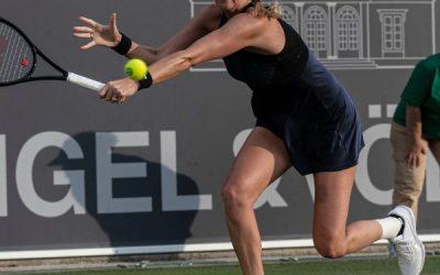 Kvitova, Kerber and Azarenka make Bad Homburg quarters