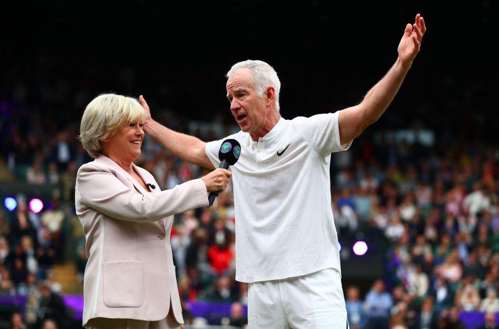Sue Barker awarded CBE