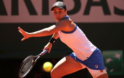 Barty and Svitolina advance as Kvitova withdraws