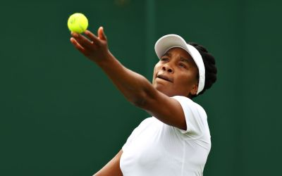 Venus rising, as seeds march into round two