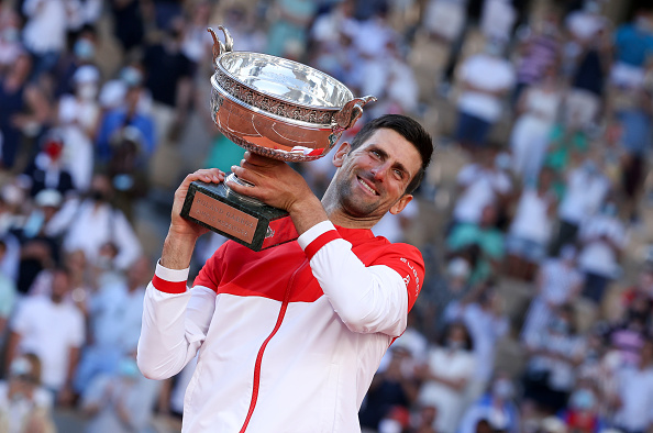 Djokovic recovers for second French title