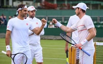 Wimbledon excites Murray