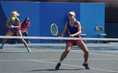 Women's Doubles semi-finalists decided in Tokyo 2020