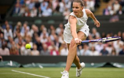 Pliskova downs Golubic for first semi-final spot