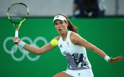 Konta and Federer pull out of Tokyo